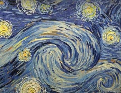 What Would Van Gogh Say About Blockchain?